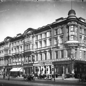Антикварный салон «Петербург»