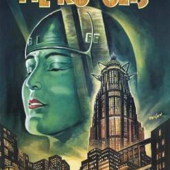 Постер «Метрополис»